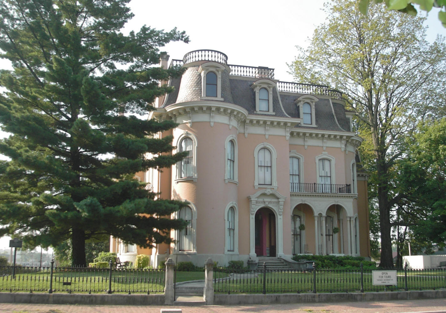 William S Culbertson Mansion New Albany In