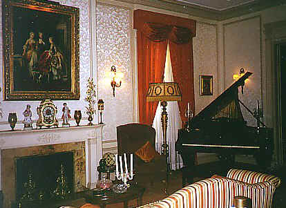 The Drawing Room - - Samuel Culbertson Mansion, Louisville, KY
